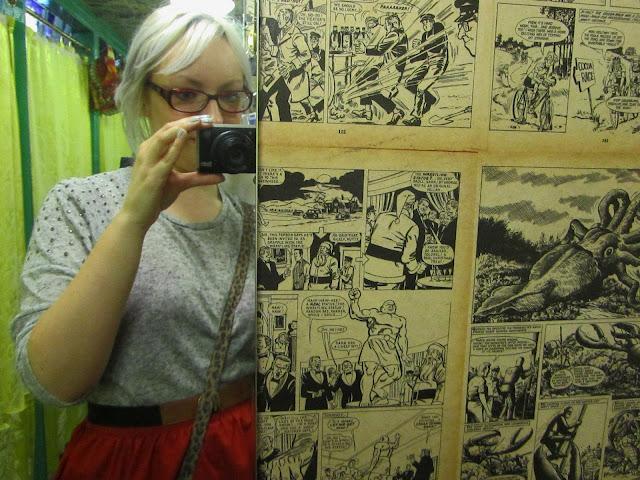 W Armstrong & Son Vintage Edinburgh - Comics
