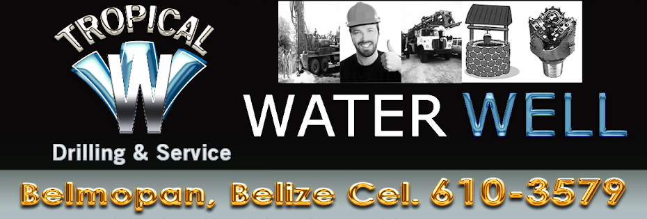TROPICAL WATER WELL drilling &service
