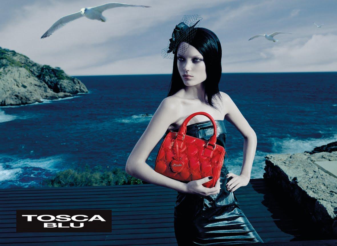 Tosca Blu Laukku : Never on wednesday communication tosca blu s campaign