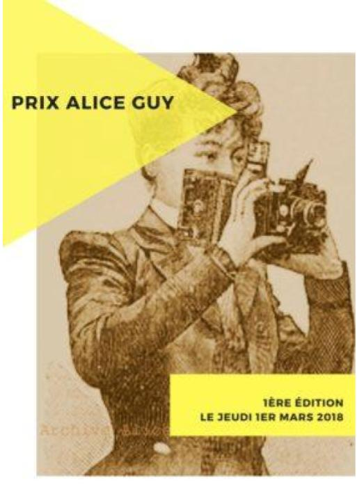 Alice Guy Blache Festival de Cannes 2018