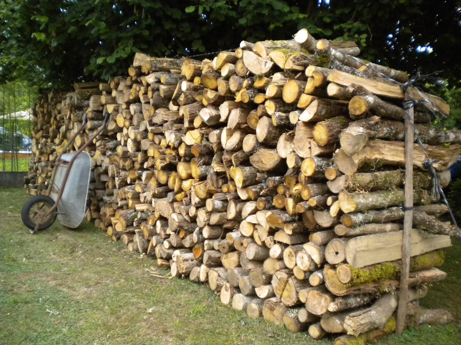 le blog de d d le bois de chauffage pour l 39 hiver. Black Bedroom Furniture Sets. Home Design Ideas