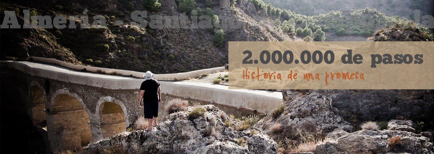 2.000.000 DE PASOS. Historia de una promesa
