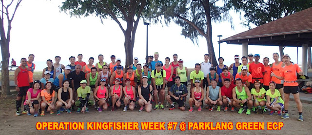 Kingfishers' smooth advancement towards Q3 marathon races