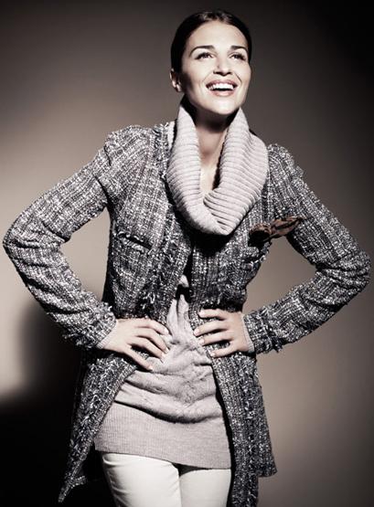 abrigos mujer invierno 2012