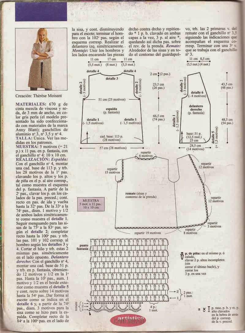 Patrón de guardapolvo