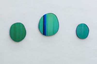 Grønne smukke spejle