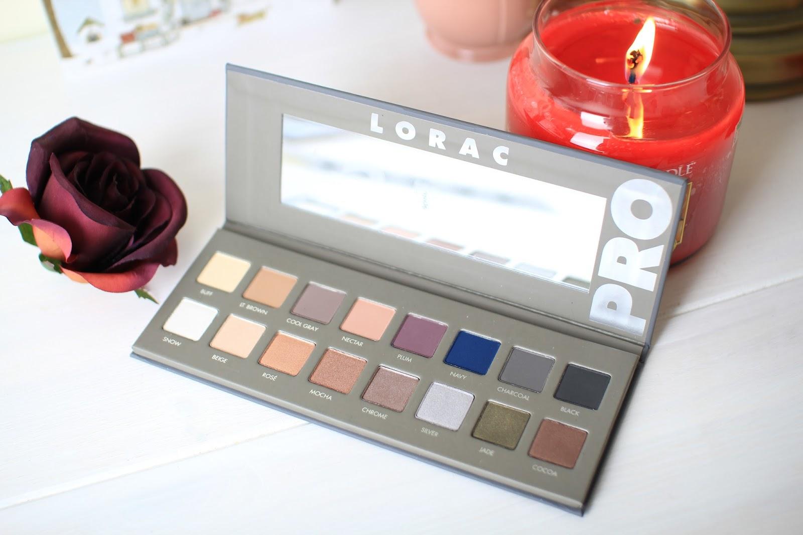 The Lorac Pro Palette 2