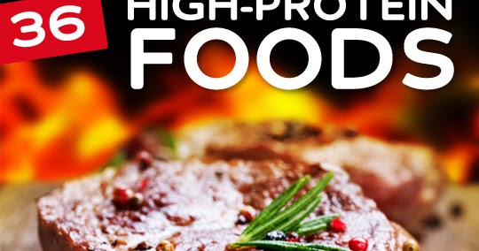 List of High Protein Foods