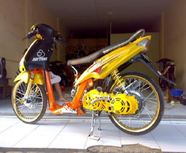 500+ Modifikasi Motor Drag