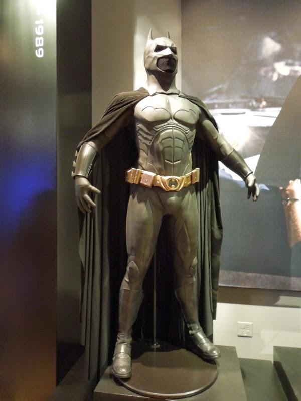 Christian Bale Batman Begins Batsuit