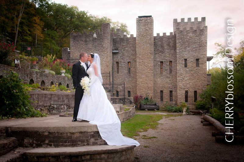 cherryblossom design loveland castle wedding with phil