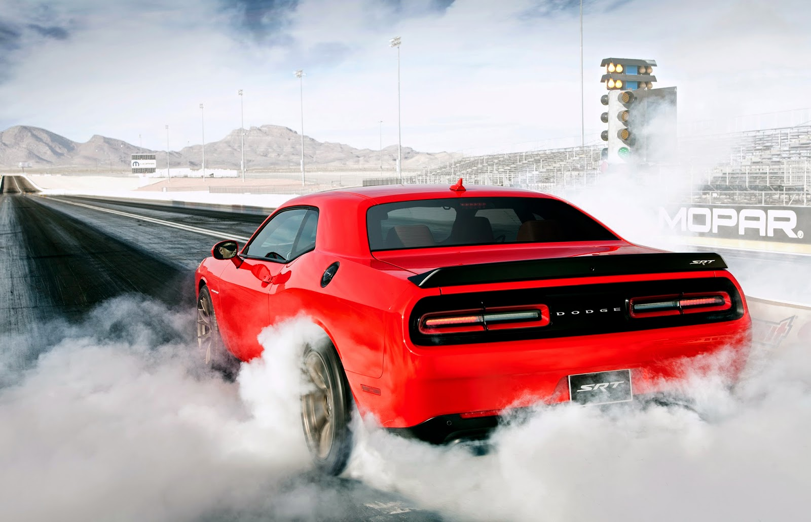 The All New 2015 Dodge Challenger SRT With 707 Horsepower HEMI Hellcat  Engine Delivers Unrivaled Performance, Race Inspired Interior And New  Technologies ...