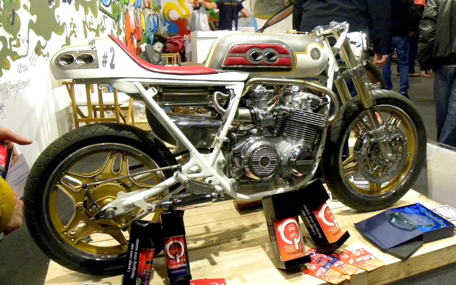 Benelli 600 Cafe Racer. - RocketGarage - Cafe Racer Magazine