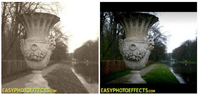 Download Easy Photos Effects besplatni program za Windows XP/Vista/7