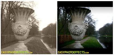 Download Easy Photos Effects besplatni program za Windows XP/Vista/7