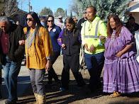 Photos Oak Flat Spiritual Gathering by Sandra Rambler, San Carlos Apache