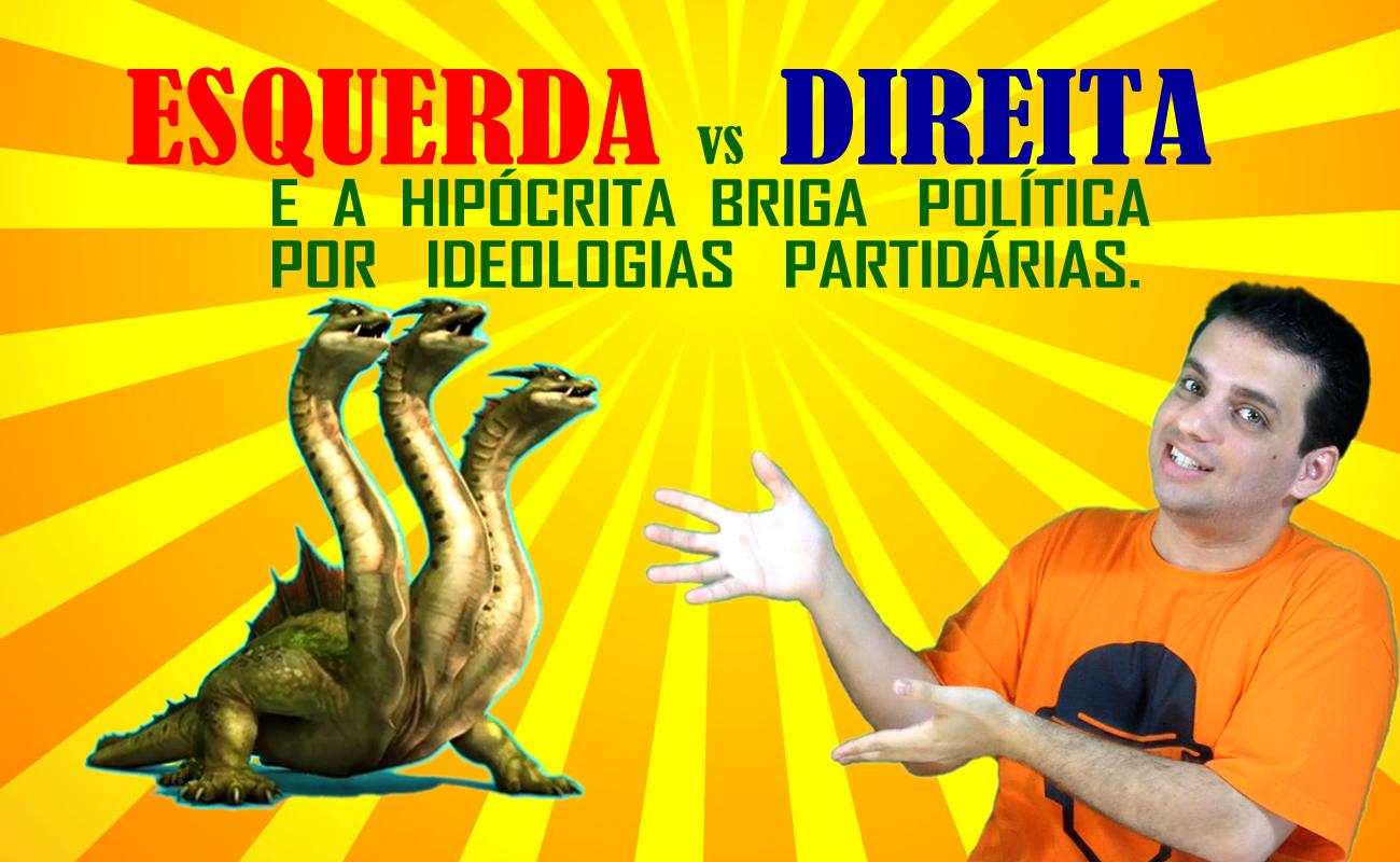 Resultado de imagem para afinal o que é ser de direita e o que é ser de esquerda?