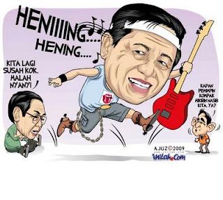 Karikatur Lucu Para Tokoh Politik Part 2