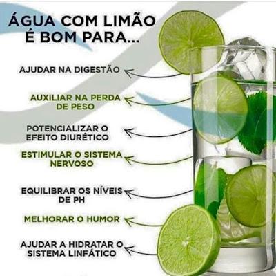 Saúde com Limão.