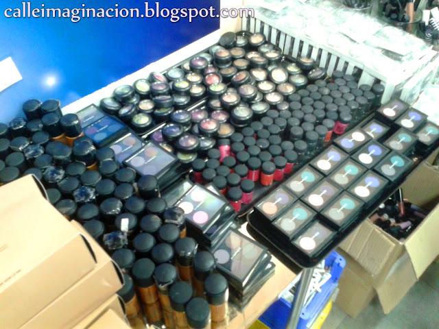 Productos Mac Mercadillo Estee Lauder 2013