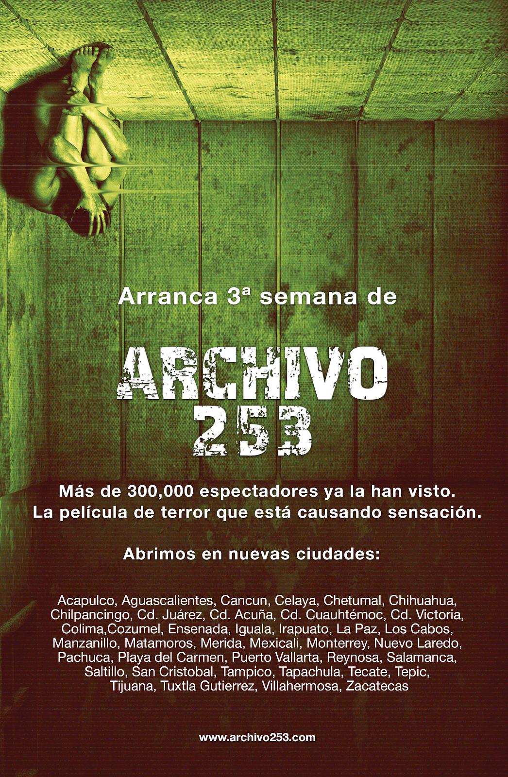 Archivo 253 (2015)