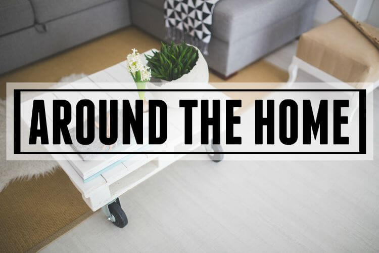 Category Page Header: Around the Home
