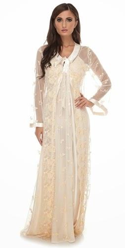 Nighties Designs for Brides