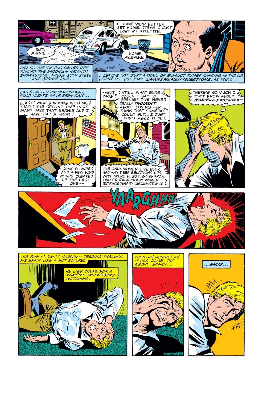 Captain America (1968) Issue #268 #183 - English 6