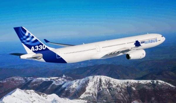 Airbus A330-300. ZonaAero