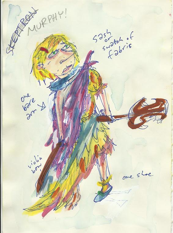 joseph flavell comics-into karmelodion
