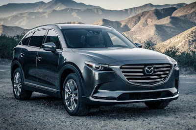Mazda CX-9 (2017) Front Side