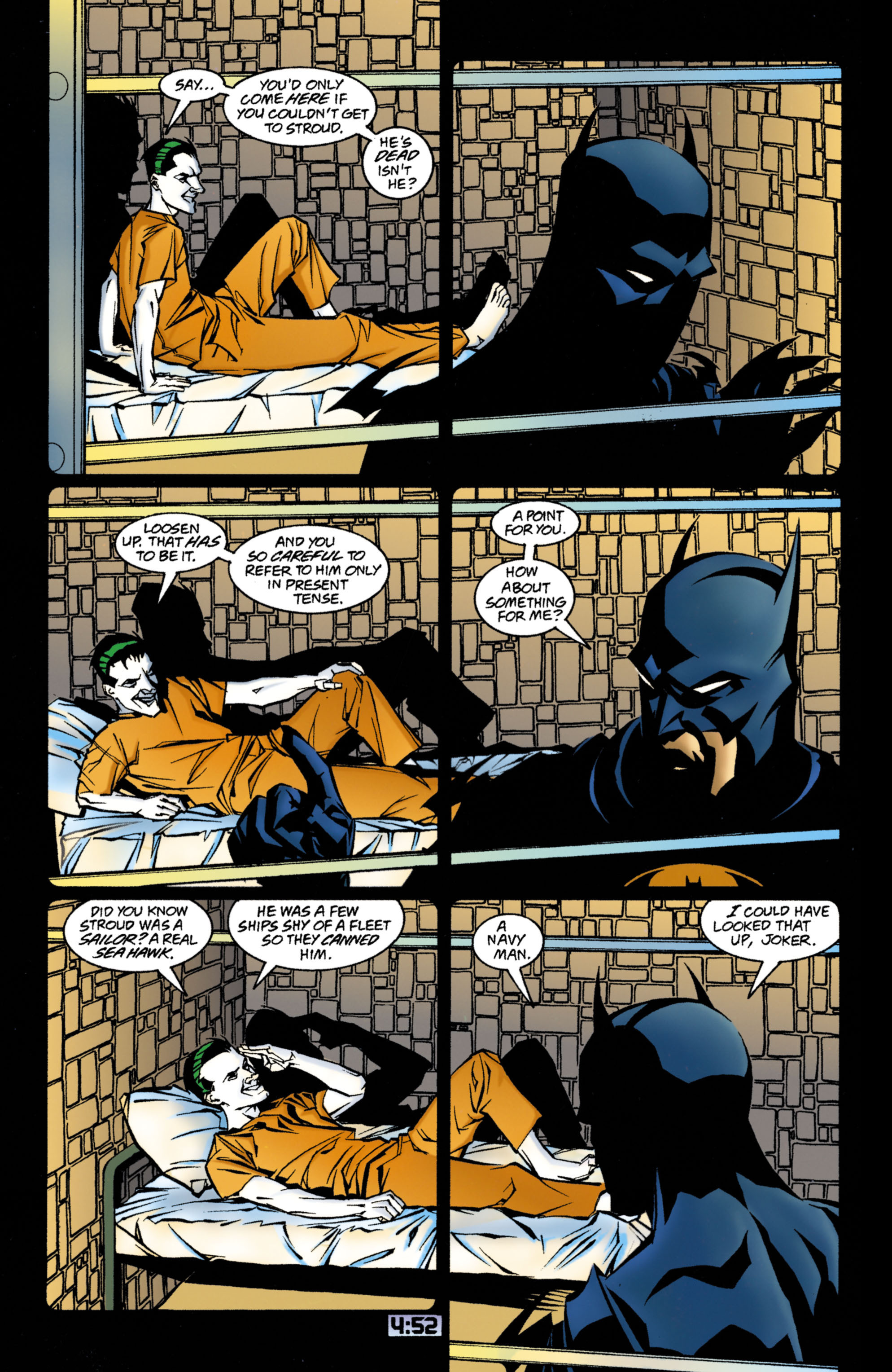 Detective Comics (1937) Issue #726 Page 13