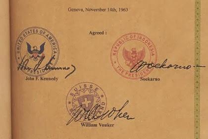 Perjanjian Green Hilton Memorial Agreement Adalah Dokumen Palsu