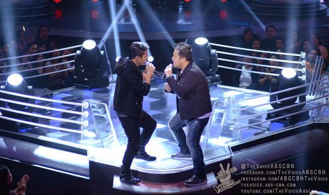 "Team Lea's Nino Alejandro vs. Karl Tanhueco sings ""We Built This City""on December 13 Battle Round"