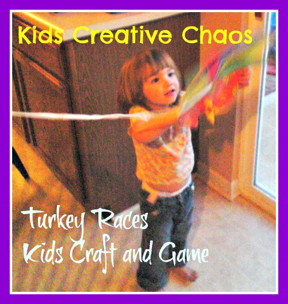 Family friendly crafts and games for Thanksgiving day party feasts.