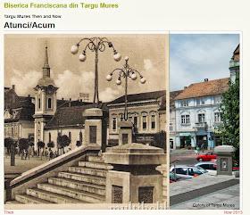 Bisericii Franciscane din Piaţa Teatrului, Tirgu-Mures