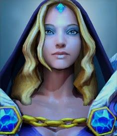 Crystal Maiden Guia DotA 2