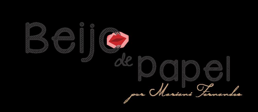 Beijo de papel