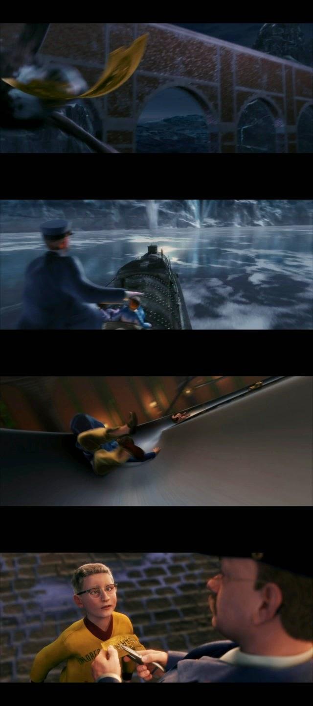 El Expreso Polar (2004) HD 1080p Latino