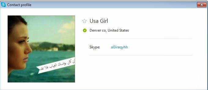 Hot girl skype usernames