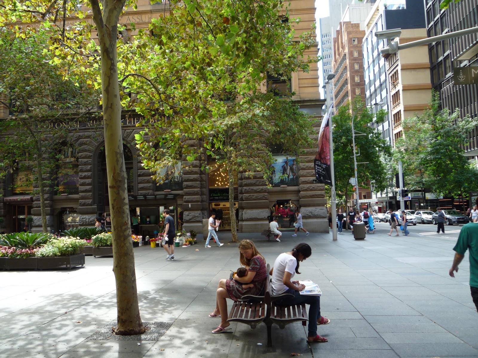 Julia 39 S Journal Of City Design Martin Place Visit