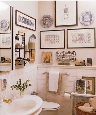 Come restituire vita ad un ambiente in 4 mosse stile bagno for Tinteggiare il bagno