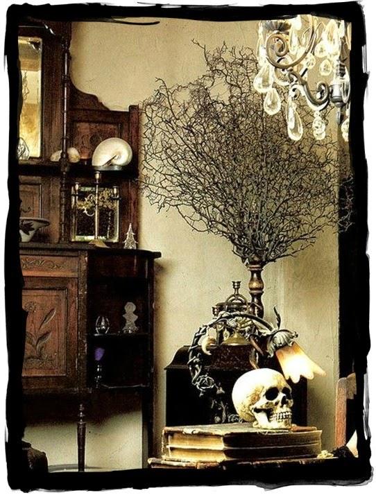 Have some decorum happy halloween non crappy halloween for Decor and decorum