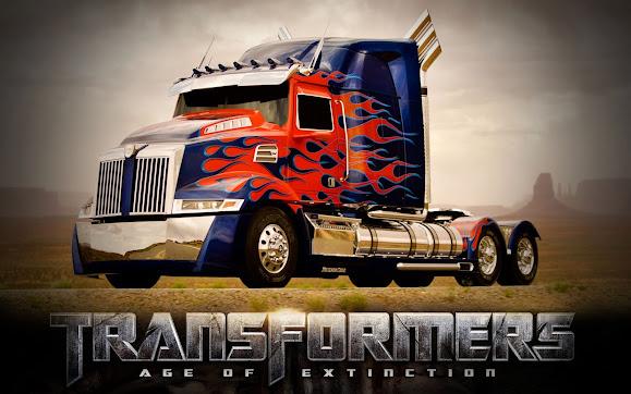 Transformers 4 Optimus Prime 5g
