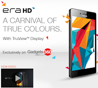 Exclusive launch Xolo Era HD Mobile at Rs. 4,999 : Buytoearn