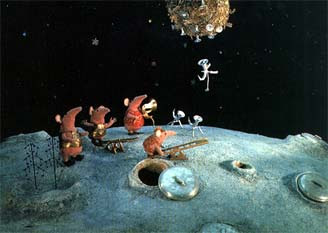 SHHHHH...: The Clangers