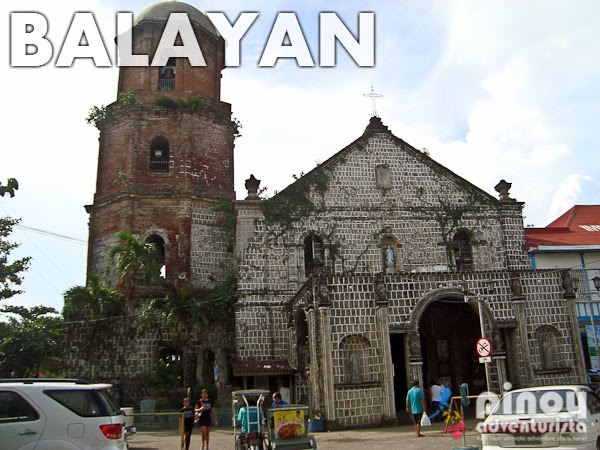 Churches in Batangas for Visita Iglesia Batangas City Cathedral Balayan