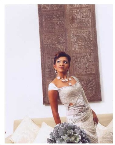 sri lanka bridal dressing wedding photo