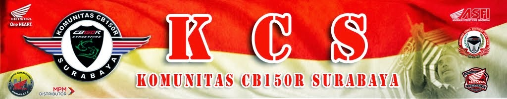 Komunitas CB150R Surabaya