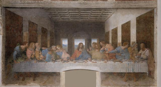 Leonrado da Vinci: Utolsó vacsora